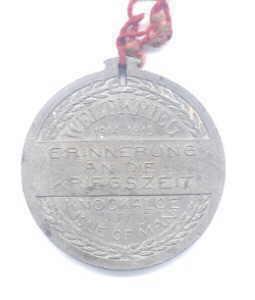 plastik medaille zum schulabschluss