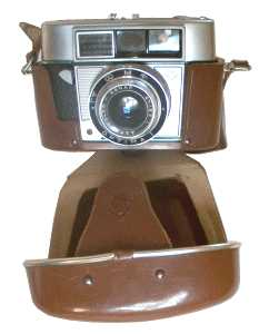 enlarge picture  - camera Agfa Optima 1962