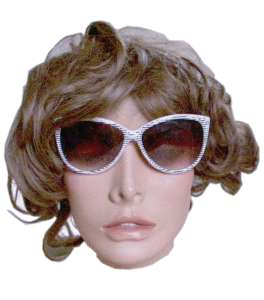 enlarge picture  - glasses sun lady