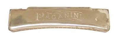 enlarge picture  - music harmonica Paganini