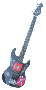 enlarge picture  - music bass guitar
