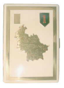 enlarge picture  - cigarette case US Germany