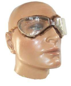 enlarge picture  - glasses pilot goggles