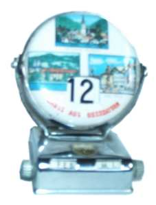 enlarge picture  - calendar table