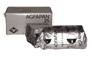 enlarge picture  - camera film Agfa Pan