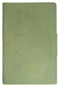 Fahrtbuch 1905 für Ballonfahrer