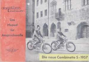 enlarge picture  - brochure motorbike Z�ndap