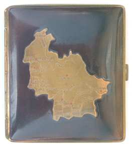 enlarge picture  - cigarette case Bavaria