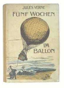 gr��eres Bild - Buch Sience Fiction Verne