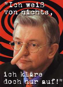 enlarge picture  - election postcard Koch Ro