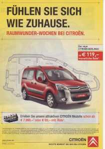 enlarge picture  - brochure car Citroen Berl