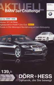 enlarge picture  - brochure car BMW Challang