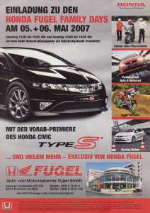 enlarge picture  - brochure car Honda Civic