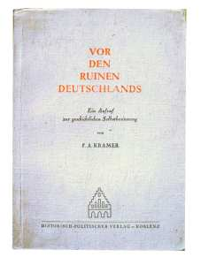 enlarge picture  - book ruins of Germany