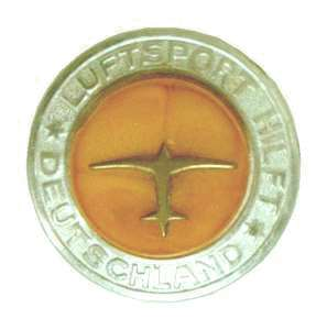 enlarge picture  - badge aircraft donation