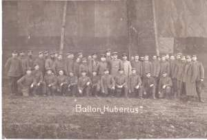 enlarge picture  - phote balloon German Army