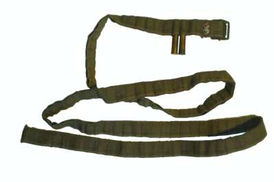 enlarge picture  - ammu belt British WW2