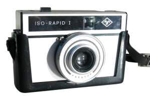 enlarge picture  - camera Agfa Iso-Rapid I
