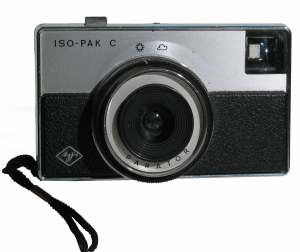 enlarge picture  - camera Agfa Iso-PAK C
