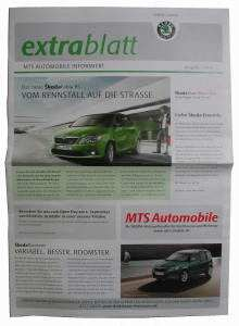 enlarge picture  - brochure car Skoda Fabia