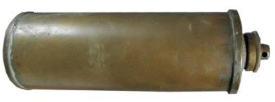 Wärmflasche aus 8,8cm Kanonenhülse