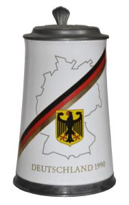 enlarge picture  - beerstein Germany uniting