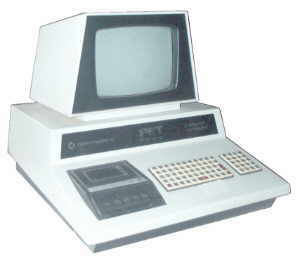 gr��eres Bild - Computer Commodore PET 20