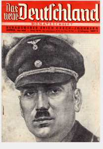 NSDAP Leiter Major Klaußner