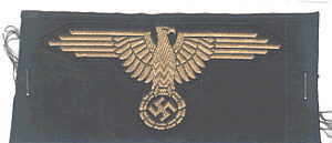enlarge picture  - badge SS Armtitle Eagle S