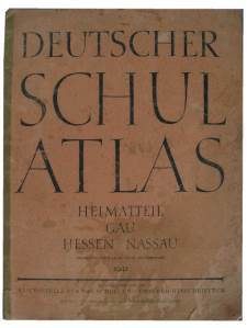 enlarge picture  - book school atlas Hessen