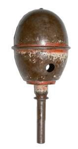 Babyrassel aus Eihandgranate Modell 1939