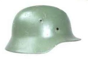Wehrmachtsstahlhelm