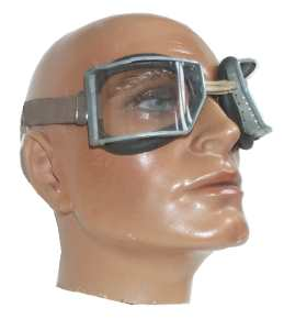 enlarge picture  - goggle French pilot M20