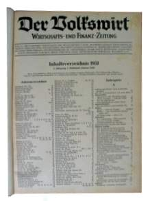 enlarge picture  - book economy German 1951