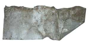 Aluminiumblech von Lancaster Bomber