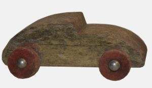 Spielzeug KdF Wagen, Käfer, der deutschen Nachkriegszeit