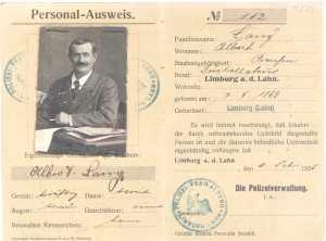 titel im personalausweis
