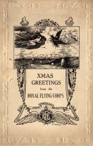 enlarge picture  - Christmas greetings RAF