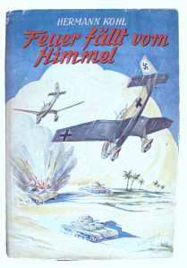 enlarge picture  - book airforce German 1941