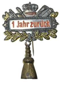 enlarge picture  - badge recruiting Germany