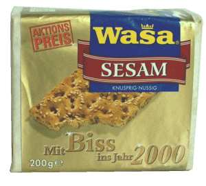 enlarge picture  - food crispbread Wasa 2000