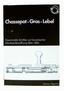 enlarge picture  - book gun Chassepot Gras
