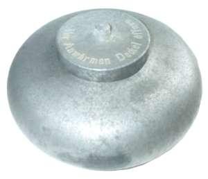 W�rmflasche Aluminiumguss