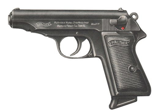 Walther PP (Zella Mehlis)