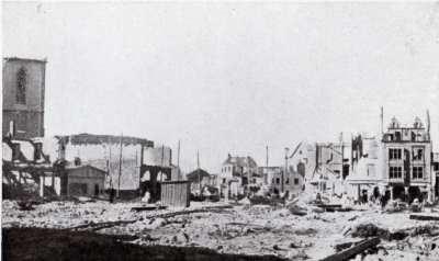 Altstadt Gie�en 1948