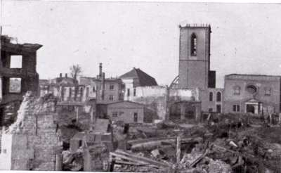 Altstadt Gie�en nach 1945