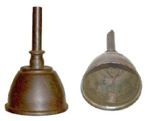 Klingel aus Eihandgranate Modell 1939